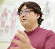 代表永田英稔の写真